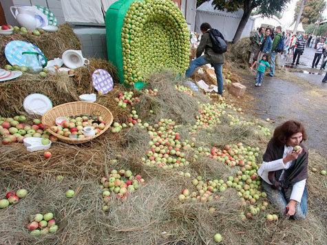 Ученые перекрыли яблокам кислород