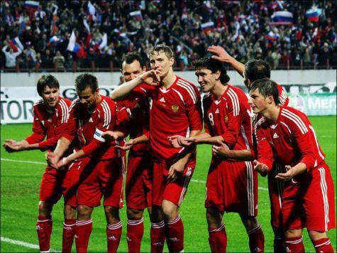 Победы сборной России не улучшили ее место в рейтинге ФИФА