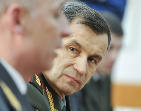 Чтобы скрыть участие в ДТП жены Нургалиева, МВД провело специальную операцию
