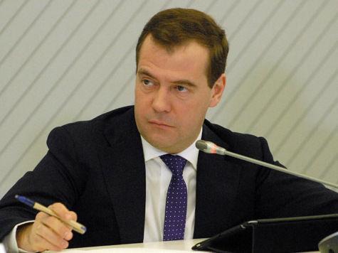 Медведев в Норвегии обещал «реагировать» на расширение НАТО