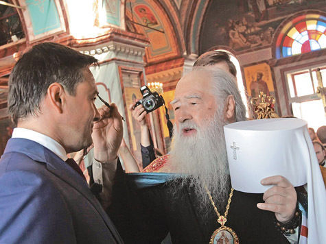 Никола Зарайский возвращен верующим