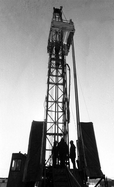 Отчаянные нефтяники
