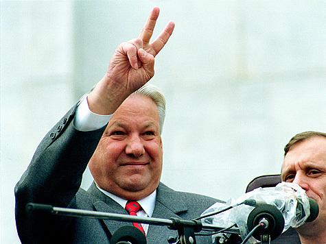 """Борис Ельцин: """"Я понял, что такое счастье"""""""
