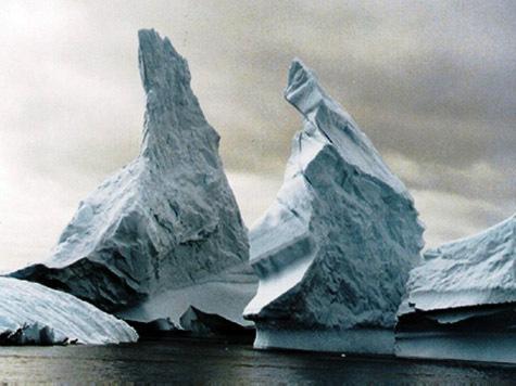 В Антарктиде ищут древних животных