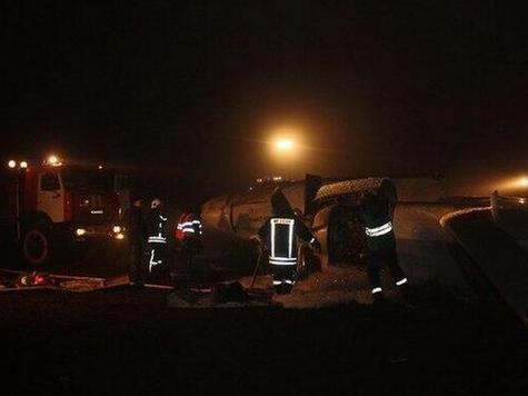 В Казани разбился пассажирский