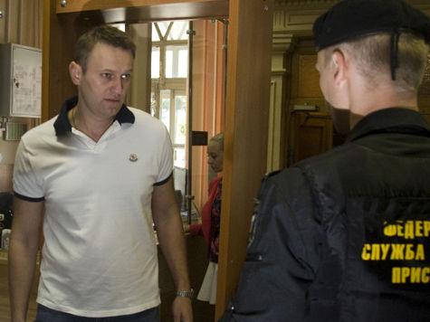 В случае ареста в зале суда Навальный готов снять свою кандидатуру с выборов мэра Москвы