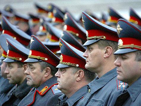 "Вчера Совет Федерации одобрил закон ""О полиции"""