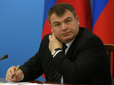 Сердюков дал показания о дороге в «Житное» на одиннадцати листах