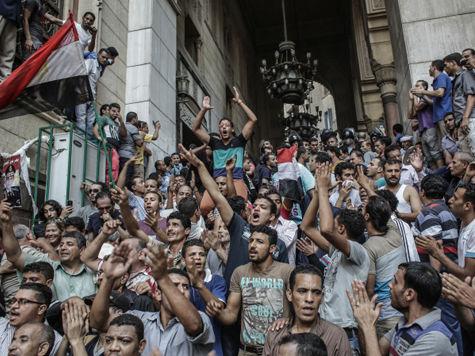 На севере Каира пойман духовный лидер исламистов
