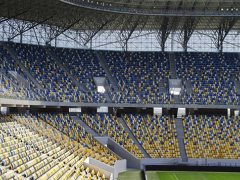 Украина так ине успела подготовиться кЕвро-2012