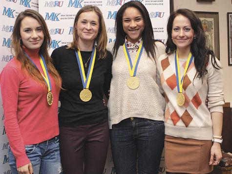 Теперь у Анны Сидоровой и компании — отличные математические шансы пробиться в полуфинал чемпионата мира