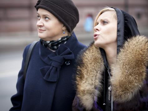 Авдотья Смирнова сняла кино про женскую дружбу