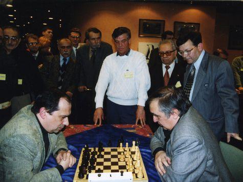 Жуков участвовал в турнире-гандикапе