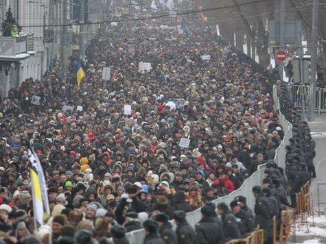 Два марша пройдут в центре Москвы