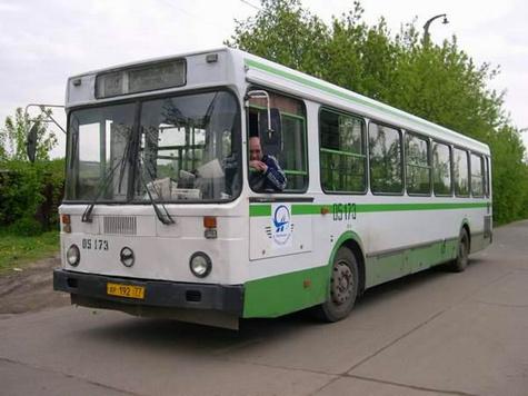 Московские автобусы подключат к интернету