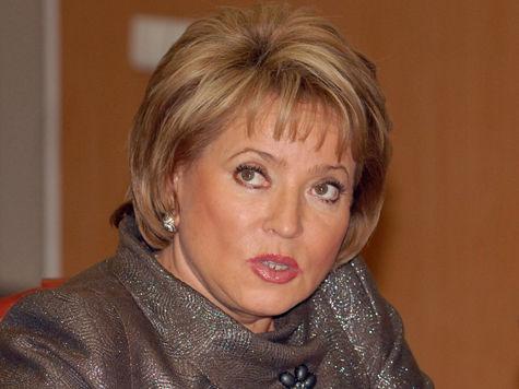 Матвиенко передумала насчет графы «против всех» и предложила вернуть ее в бюллетени
