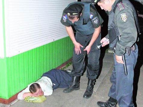 Если забрали в полицию пьяным
