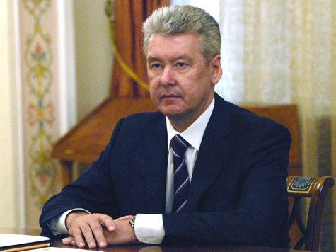 Сергей Собянин станет мэром на Поклонной горе