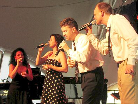 В Царицыно откроется фестиваль имени Гараняна «Царь-джаз»