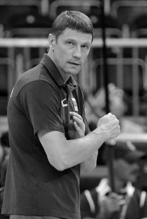 Скончался тренер женской сборной России по волейболу
