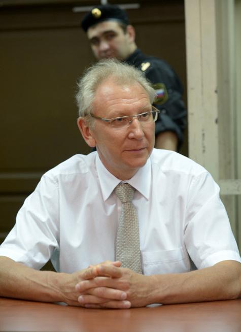 Экс-глава Москонтроля получил три года условно за мошенничество в особо крупном размере