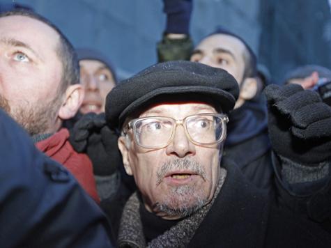 На Триумфальной площади прошла очередная оппозиционная акция «Стратегия-31»