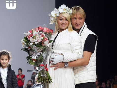 Плющенко стал отцом