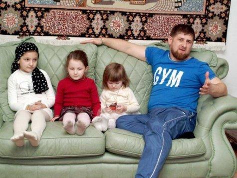 Части тела. Что огорчает Рамзана Кадырова