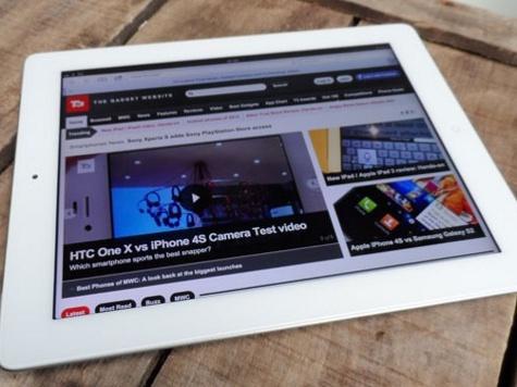 iPad 3 хакеры взломали быстро, а пользователи жалуются на то, что планшетник постоянно выключается