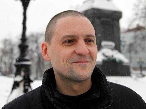 Удальцов обжалует домашний арест