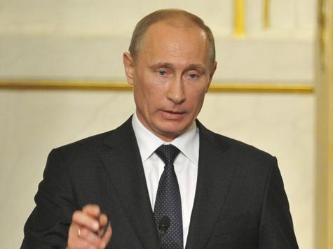 Бессонница Владимира Путина