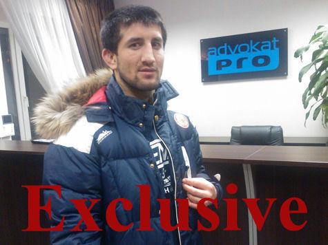 Освобожденный спортсмен рассказал обо всем, что накипело у него за время, проведенное в СИЗО