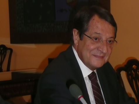 Президент Кипра Никос Анастасиадис: «Никакое членство в НАТО не отразится на дружественных отношениях с Россией»