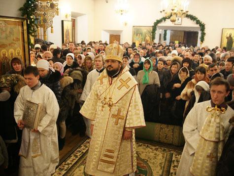 Рождество в Якутии