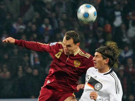 Россия опустилась на 19-е место в рейтинге ФИФА