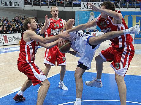 Баскетбольная Кубань — не курорт