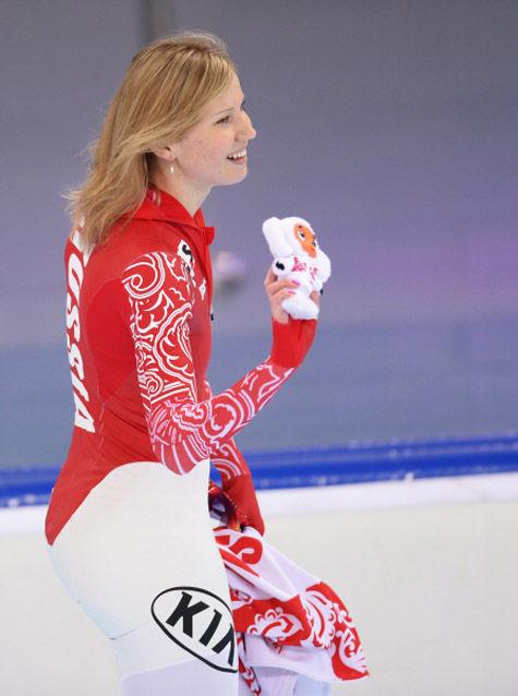 Наши конькобежцы показали зубы в Сочи