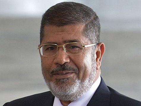 Суд в Египте арестовал экс-президента Мурси на 15 суток