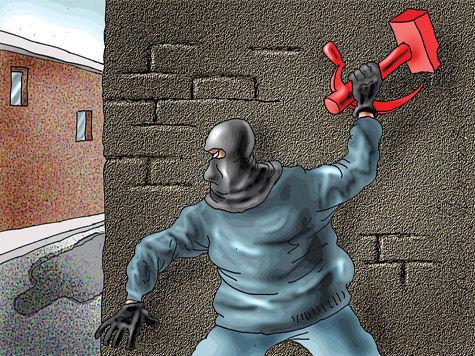 Криминал с серпом и молотом