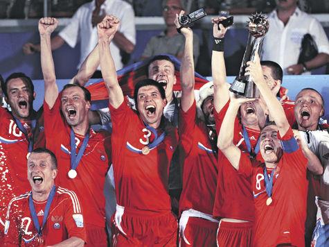 Михаил Лихачев: Копакабаны у нас нет, зато есть чемпионы