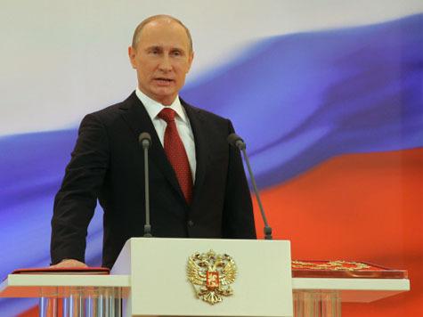Путин теперь наш президент