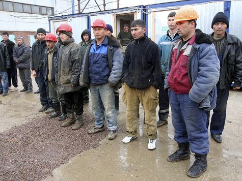 Основное место концентрации мигрантов – центр Москвы