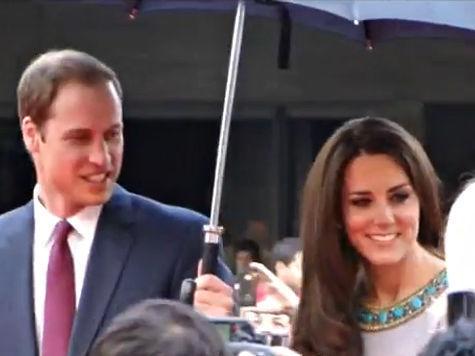 К рождению ребенка принца Уильяма кое-кто готовит мешочки для рвоты