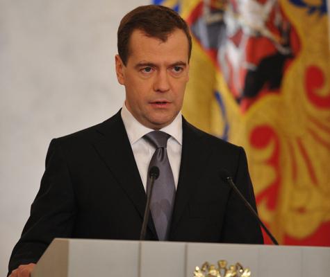 Медведев назначил тест для НАТО