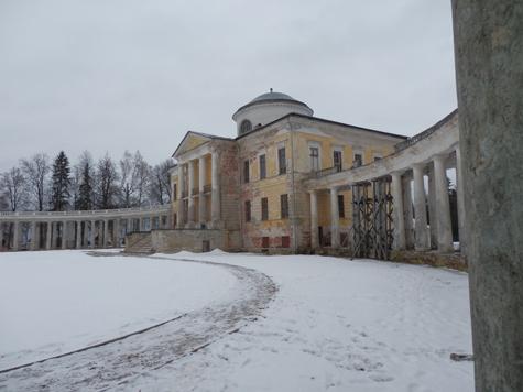 Россия в руинах