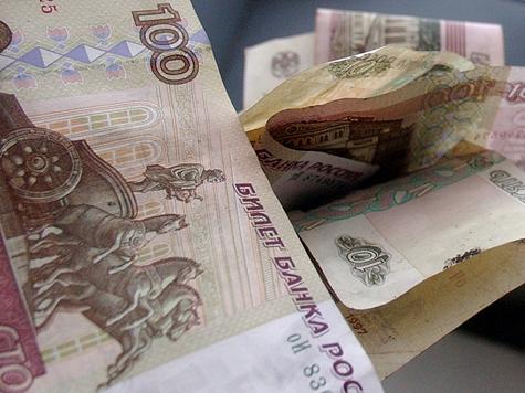 Банк России за три дня влил в рынок $600 млн.