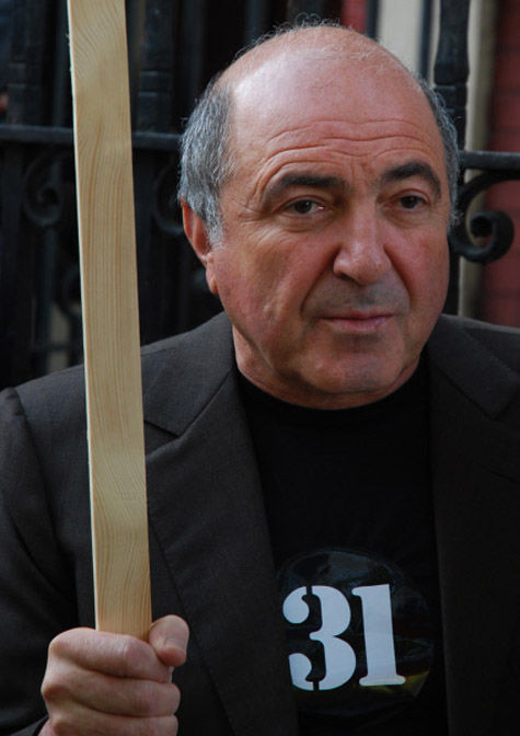 Деньги, которые Борис Абрамович вложил в Грузию и Украину, к нему так и не вернулись