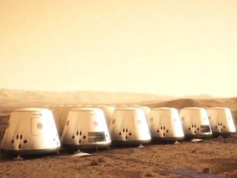 Ученые из Нидерландов объявили о планах постройки на Марсе небольшой человекообитаемой станции