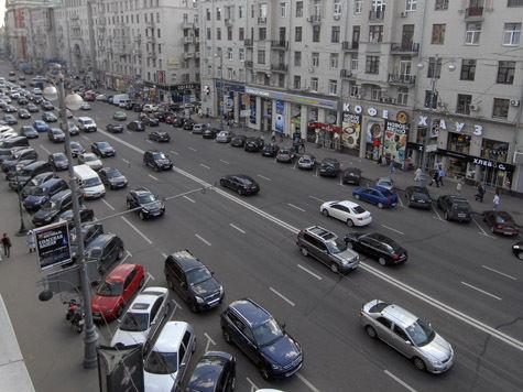 Тверскую улицу будут озеленять сами москвичи