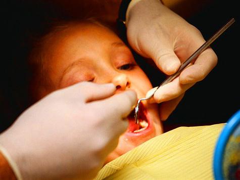 Курьезный случай произошел недавно в стоматологической клинике Тулы